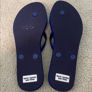 kate spade Shoes - Kate spade flip flops